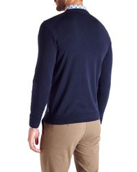 Ted Baker | Blue Batatak Merino Wool Jumper for Men | Lyst