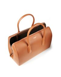 Nina Ricci - Natural Youkali Leather Tote - Lyst