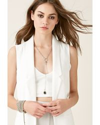 Forever 21   Metallic Haati Chai Himana Necklace   Lyst