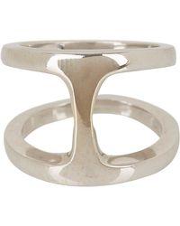 Hoorsenbuhs - White Phantom Clique Ring - Lyst