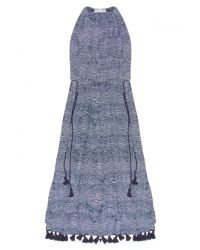 Apiece Apart | Blue Lippard Dress In Earth Wave | Lyst
