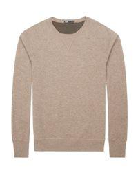 Onassis Clothing | Brown Malcolm Sweatshirt for Men | Lyst