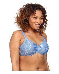 Wacoal | Blue Awareness Seamless Underwire Bra 85567 | Lyst