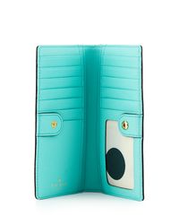 kate spade new york - Blue Cedar Street Stacy Wallet - Lyst