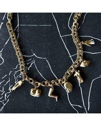 Kelly Wearstler | Metallic Dichotomy Necklace | Lyst