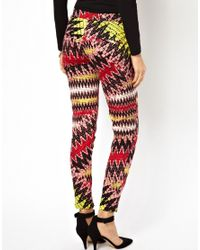 French Connection - Multicolor Casual Trouser - Lyst