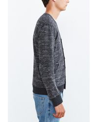 BDG - Gray Lightweight Cardigan for Men - Lyst