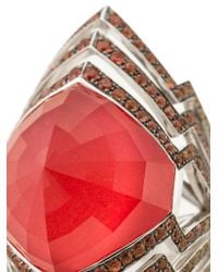 Stephen Webster - Metallic Large 'Lady Stardust Crystal Haze' Ring - Lyst