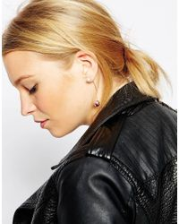 ASOS | Pink Limited Edition Interstellar Swing Earrings | Lyst