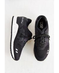 Asics | Black Gel-lyte Iii Sneaker | Lyst