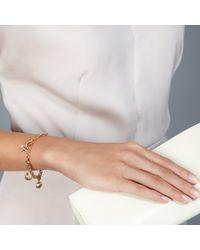 Astley Clarke - Metallic Diamond Rose Gold Vermeil Orb Charm - Lyst