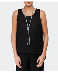 Jianhui - Metallic Strand Multiway Necklace - Lyst