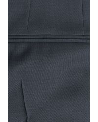HUGO - Gray Amaro/Heise Wool Pants for Men - Lyst