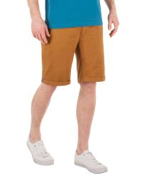 Racing Green | Brown Young Flat Front Chino Shorts for Men | Lyst