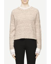 Rag & Bone | Brown Rue Pullover | Lyst
