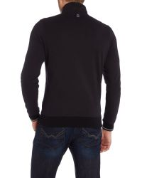 Duck and Cover - Black Jakes Sweatshirt for Men - Lyst