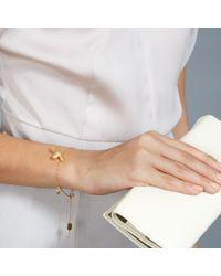 Alex Monroe | Metallic Bumblebee Bracelet | Lyst