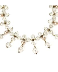 Hobbs | Metallic Isabel Necklace | Lyst