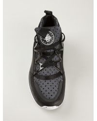 Nike - Black 'lunar Huarache' Sneakers for Men - Lyst