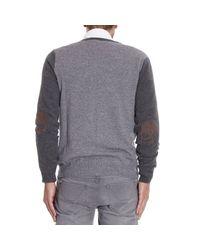 Hydrogen | Gray Sweater for Men | Lyst