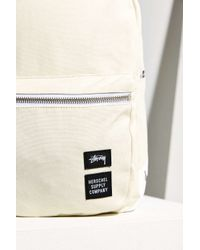 Stussy - Multicolor Canvas Lawson Backpack - Lyst