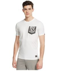 Nike | White F.c. Printed Pocket T-shirt for Men | Lyst
