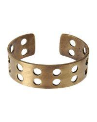 Kelly Wearstler - Metallic Bracelet - Lyst