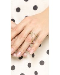 Vita Fede - Metallic Esposti Ring - Gold - Lyst