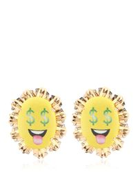Bijoux De Famille | Metallic Be Cash Stud Earrings | Lyst