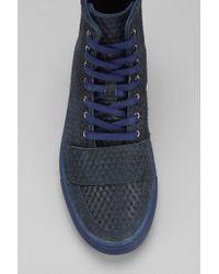 Creative Recreation - Blue Cesario X Texture Sneaker for Men - Lyst