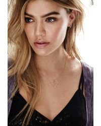 Forever 21 | Metallic By Boe Babylove Necklace | Lyst