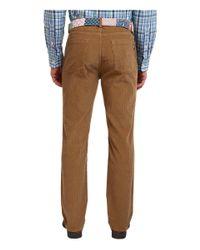Vineyard Vines - Brown Five-pocket Cords for Men - Lyst