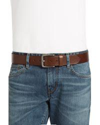 BOSS Orange | Brown 'jeek' | Leather Belt for Men | Lyst