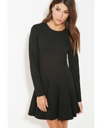 Forever 21 - Black Minty Meets Munt Shine Bright Dress - Lyst