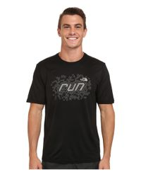 The North Face | Black Mountain Athletics™ Graphic Reaxion Amp Crew Shirt for Men | Lyst