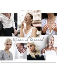 Jenny Bird | Metallic Kruger Collar | Lyst
