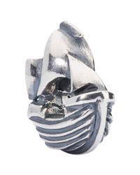 Trollbeads - Metallic Sterling Silver New Horizons Charm - Lyst