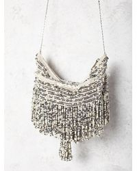 Free People | White Last Dance Crossbody | Lyst
