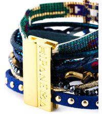 Hipanema | Blue 'lagoon' Bracelet | Lyst