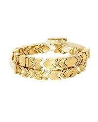 House of Harlow 1960 | Metallic Aztec Wrap Bracelet | Lyst