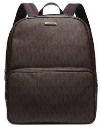 Michael Kors | Brown Jet Set Shadow Backpack for Men | Lyst