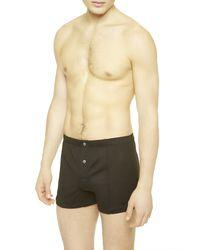 La Perla   Black Boxers for Men   Lyst