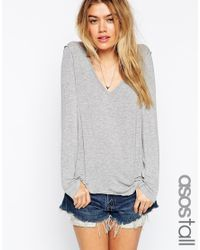 ASOS | White The New Forever T-shirt With Long Sleeves | Lyst