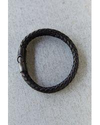 Vitaly - Dubbel Black Bracelet for Men - Lyst
