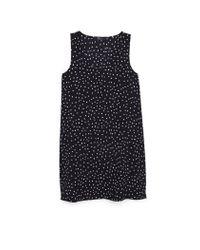 Mango | Black Printed Dress | Lyst