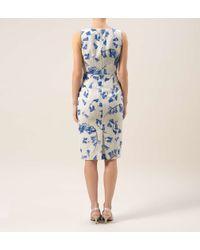 Hobbs - Multicolor Bluebell Dress - Lyst