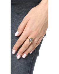 Astley Clarke | Metallic Labradorite Large Stilla Ring | Lyst