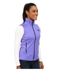 The North Face | Purple Canyonwall Vest | Lyst