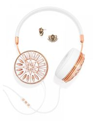 BaubleBar - Metallic Frends X Kaleidoscope Taylor Headphones Set-white - Lyst