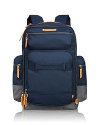 Tumi | Blue 'dalston - Alvington' Backpack for Men | Lyst